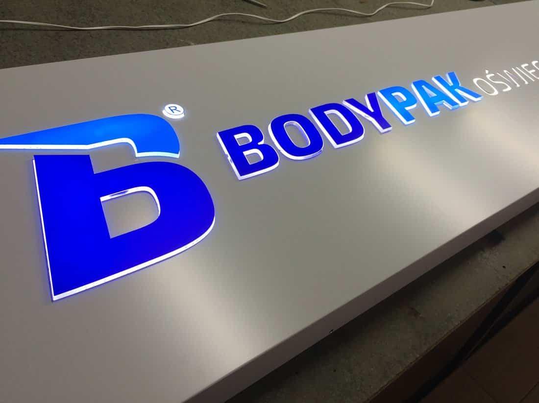 Zupełnie nowe Kasetony reklamowe podświetlane LED - od producenta - cena EM75