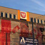 Liceum Ogólnokształcące Im. Jana Matejki w Wieliczce Kaseton backlight Winylowy W kształcie Herbu